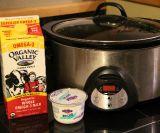 Making Homemade YogurtSUCCESS!
