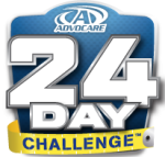 Try the 24 day Challenge